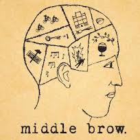 Middle brow
